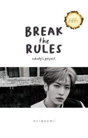 BREAK THE RULES | Cravity by origyumi