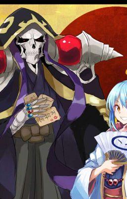 [Quyển 2] Rimuru xuyên vào Overlord