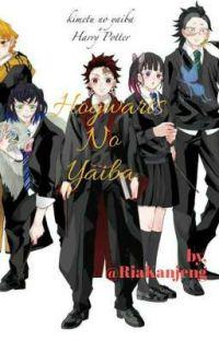 Kimetsu no Hogwarts !!  cover