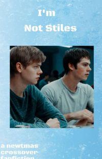 I'm not Stiles  cover