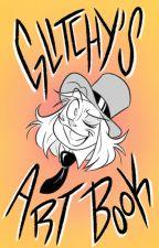 My Art Book by Glitchy119