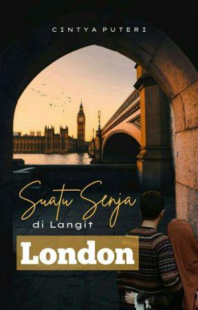 Suatu Senja di Langit London by Cintyaputeri