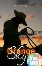 Orange Sky [BxB] by PSCassidy
