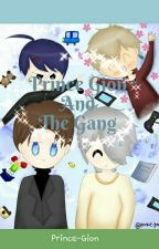 Prince Gion and The Gang by Prince-Gion