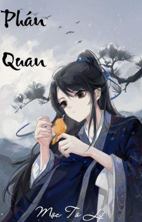 [ĐM] Phán Quan - Mộc Tô Lý (判官 - 木苏里) by linklemayonaise