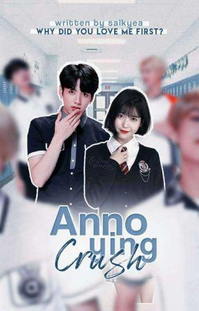 Annoying Crush | Jeon Jungkook  by salkyea
