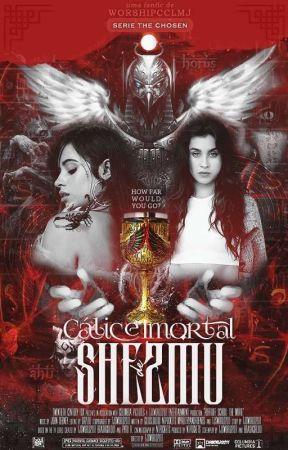 O Cálice Imortal de Shezmu [Série The Chosen: Season 2] ❀ Camren by worshipcclmj