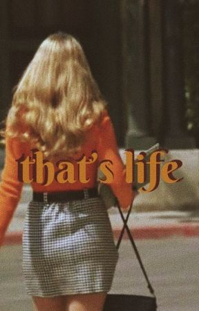 that's life » s. hyde by llaotong