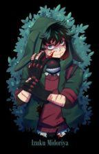 Vigilante Viridity (Vigilante Deku) (TodoDeku) by Dyno_Plushie
