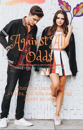 Against All Odds by daliyamuala