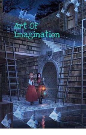 Art Of Imagination  by D-vine30