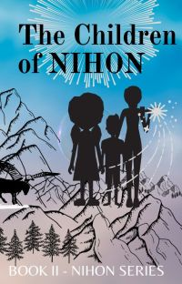 The Children of Nihon (BOOK TWO) cover