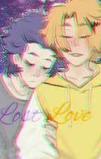 Lost Love   Denki x Shinso  *SMUT WARNING* by 1MilkyCookie1