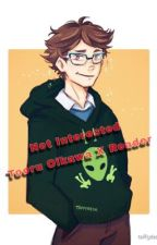Not Interested Tooru Oikawa X Reader  by FanfictionGirl85