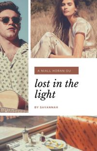 lost in the light {n.h ou} cover