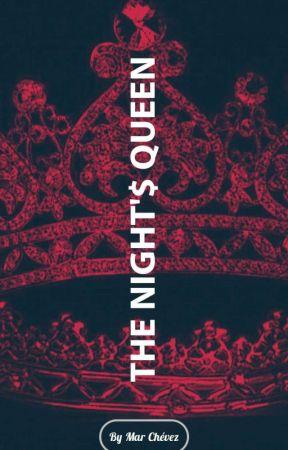 The Night's Queen (The Night's Queen Series). by nightmareafrodita