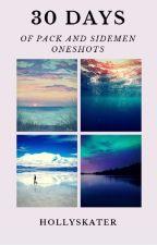 30 Days of Pack and Sidemen Oneshots by lastjaybird
