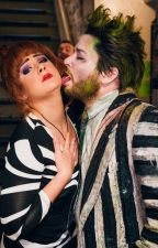 A Kiss from the Netherworld (AdamJuice) by mushroom_moritz