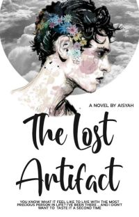 Raihan: The Lost Artifact( Completed, Belum Revisi) cover