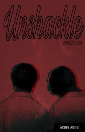 Unshackle [A BTS VMIN AU] by aisha0adnan