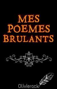 Mes Poèmes Brûlants cover