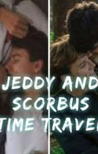 Jeddy and Scorbus time travel by Scorbus11
