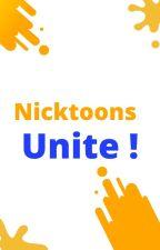 NickToons UNITE! The Movie by starkstar618