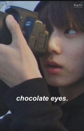 chocolate eyes by minnie_xoxo000