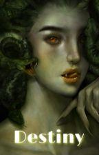 Destiny{Medusa x blind! Female! Reader} by 14kanekiken