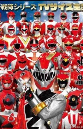 The Ranger Of Union Academy: Massive crossover harem x Sentai Male reader by Rhinorider67238