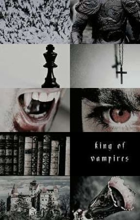 The King of the Vampires by SoyVladTepes