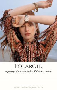 POLAROID {Robert Pattinson} cover
