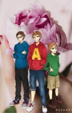 Story of fate || human! Alvin and the chipmunks x reader by -High_priest_Zane
