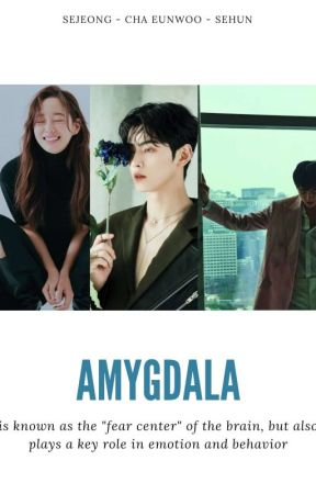 AMYGDALA [SESE COUPLE - COMPLETE] by ungungu