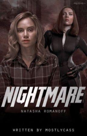 NIGHTMARE ▹ Natasha Romanoff by mostlycass