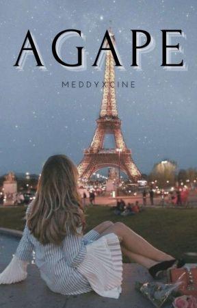 Agape by meddyxcine