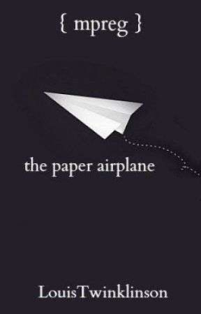 The Paper Airplane {Larry Mpreg}  by 1DFanFic_iran