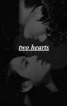 two hearts   taekook by ilenoirr