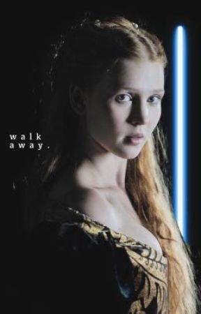 WALK AWAY    a.s. by unfriendlyghost