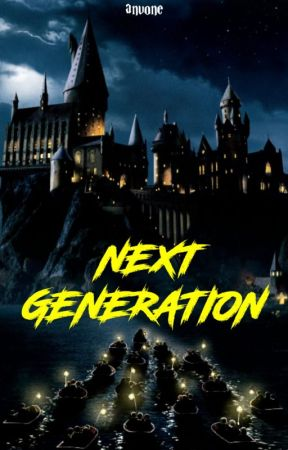 Harry Potter: Next Generation by anvone