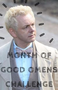 Month of Good Omens Challenge cover
