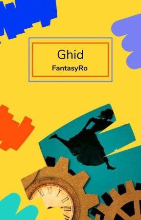 Ghid: Liste de Lectură by WattpadFantasyRO