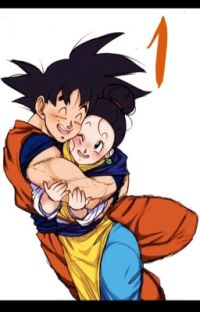 Goku e Chichi cover