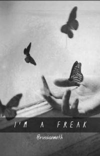 𝘐 ' 𝘔    𝘈    𝘍 𝘙 𝘌 𝘈 𝘒    ~    Dustin Henderson x Reader cover