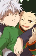 All mine~❤️ (gon x killua) by yesilikeyaoifightme