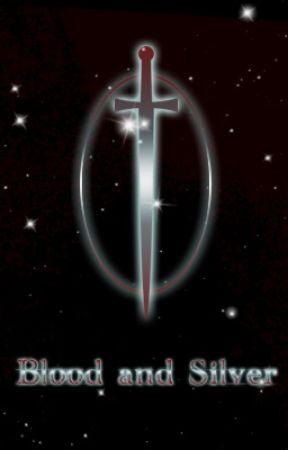 Blood and Silver [slash] by Arcaniel