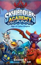 Skylanders Academy Season 4 Age of Cyber-Empire by Arkogon
