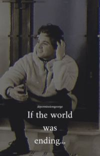 If the world was ending {bws} cover