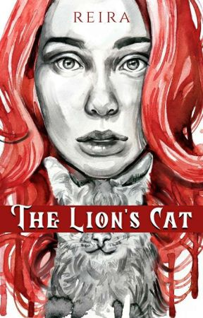 The Lion's Cat by MoonlightReira