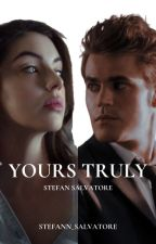 Yours Truly { Stefan Salvatore } by stefann_Salvatore